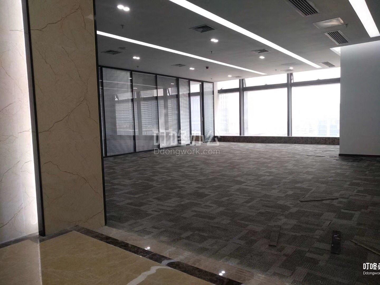 超大型办公室 深圳金融科技创新中心