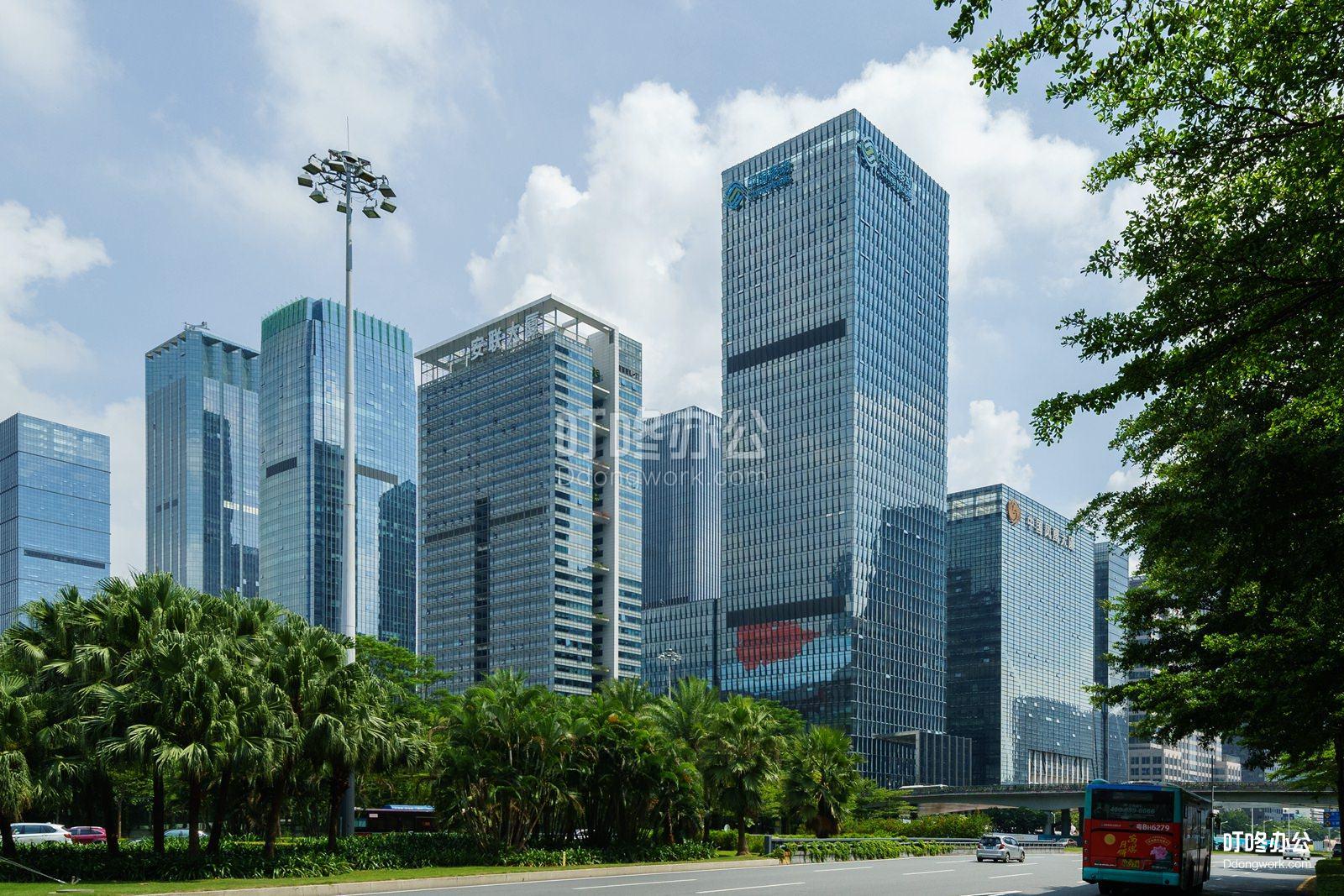中国移动深圳信息大厦