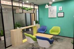 小型办公室 创富港花园城