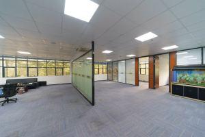 中型办公室 绿创空间
