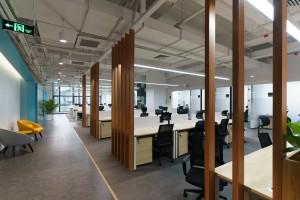 小型办公室 深圳yeswedo福保国际•优客工场