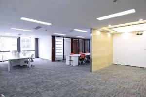 大型办公室 生命人寿大厦