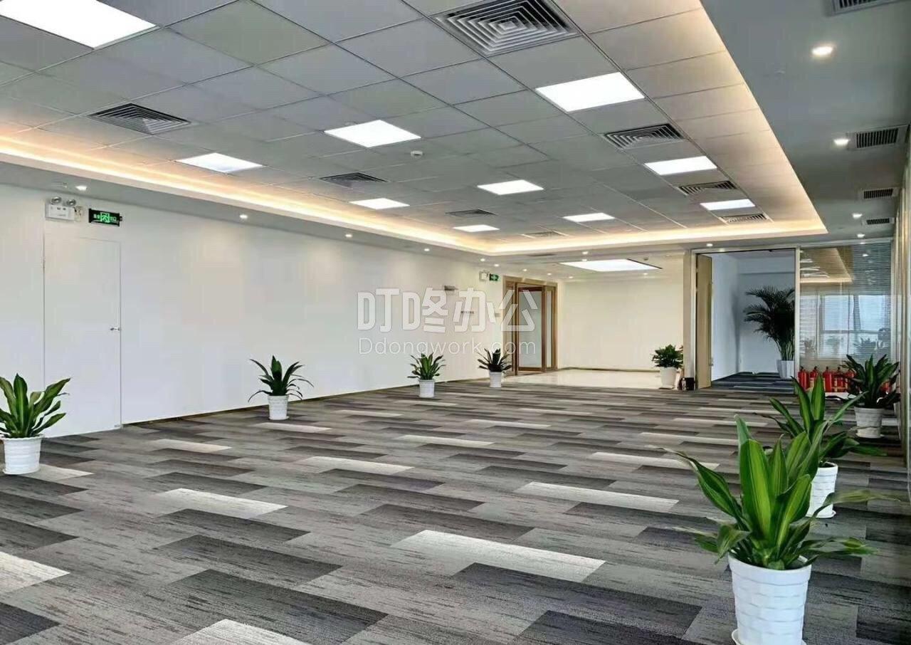大型办公室 深业泰然大厦