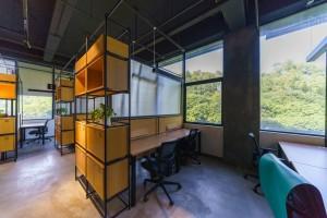 大型办公室 ibase原点空间-金谷
