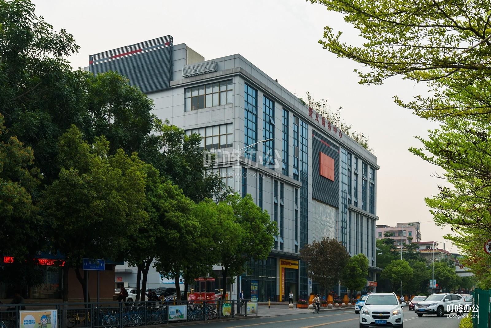 爱义红提联合创业空间公共区域