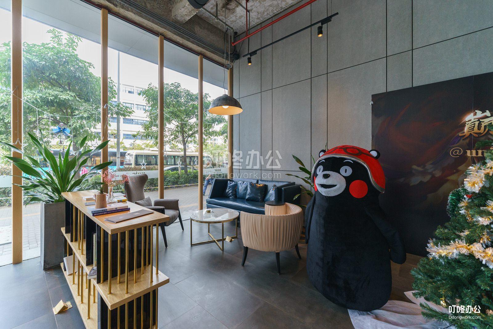 深圳Unic•优客工场公共区域