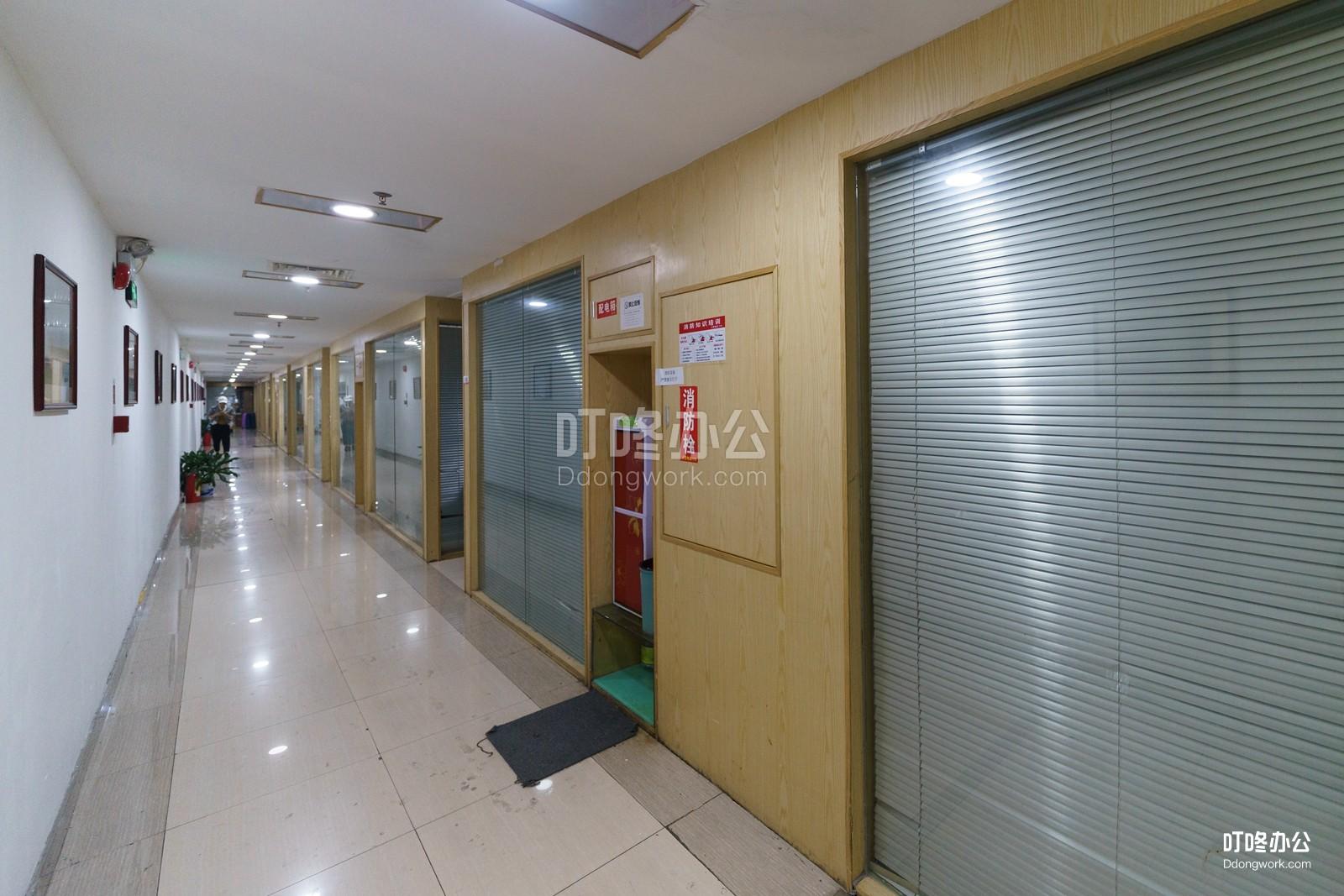 德智美商务走廊