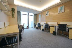 小型办公室 鼎家共享办公空间