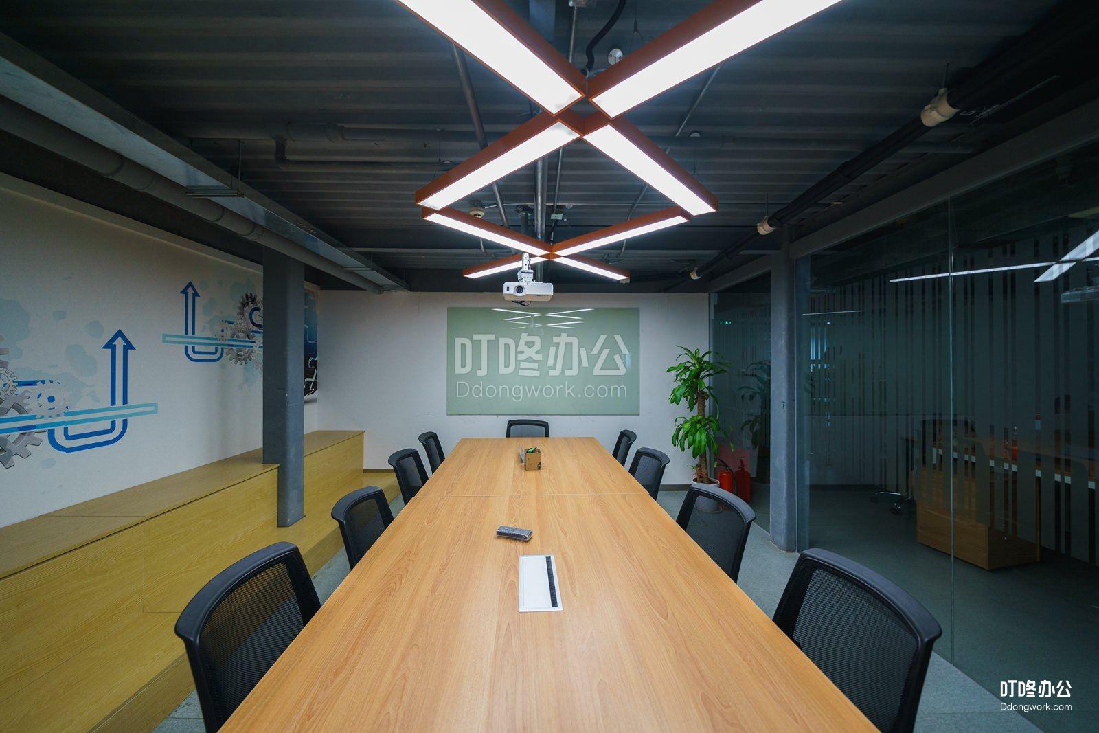 深圳海岸大厦•优客工场公共区域