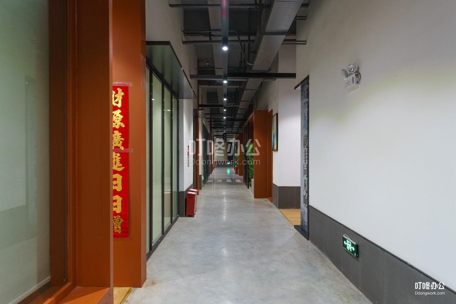 创智空间走廊