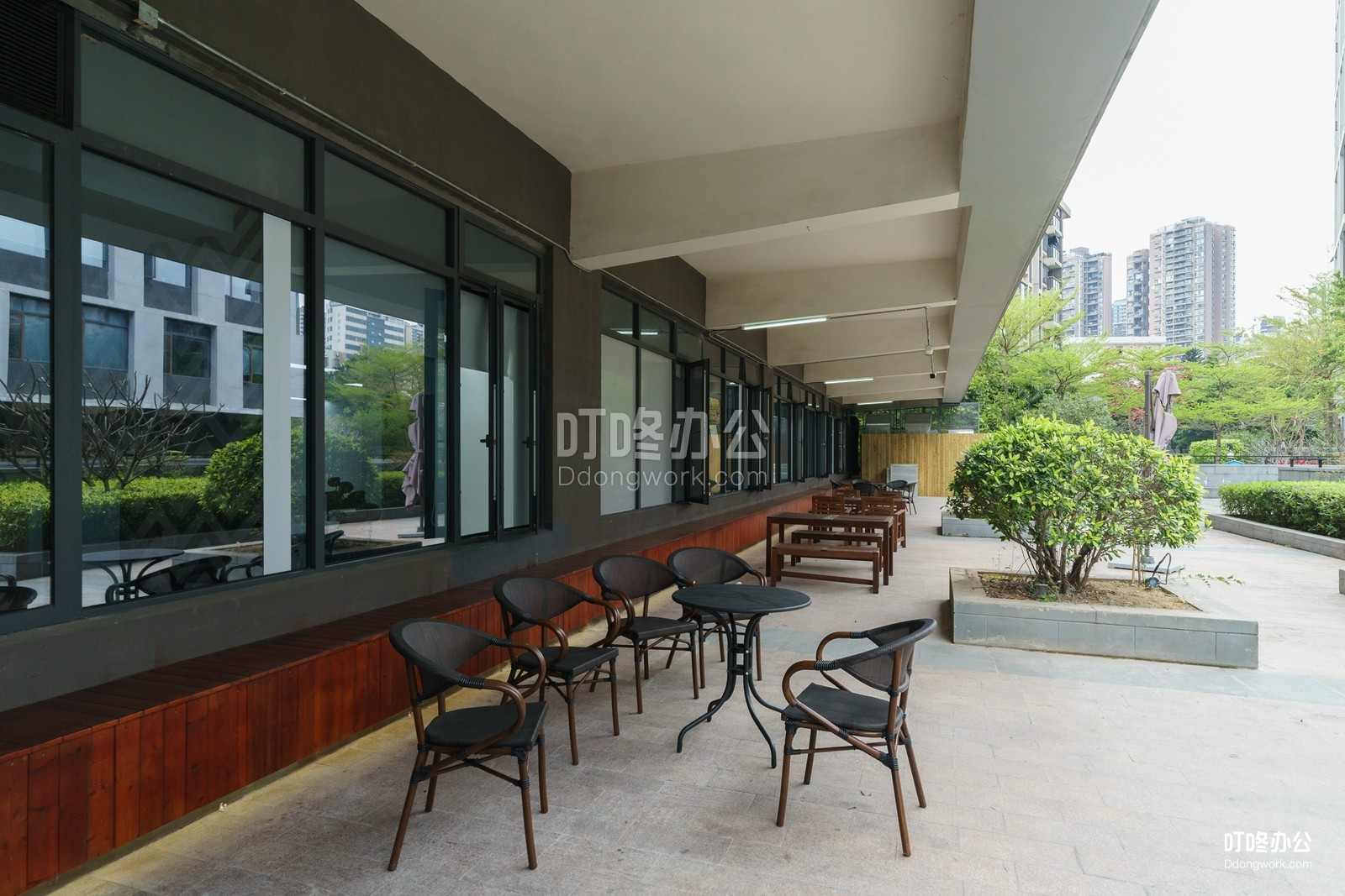 深圳数码大厦•优客工场公共区域