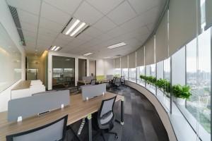 中型办公室 左巢众创空间